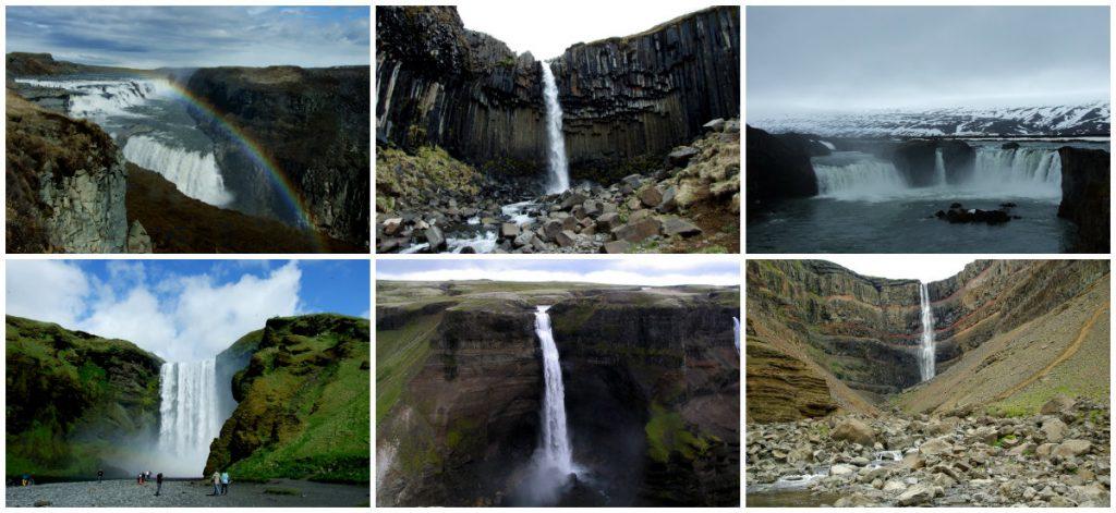 dookoła Islandii